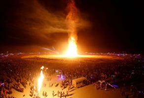 Burning Man 2017: как прошел самый дикий фестиваль в мире