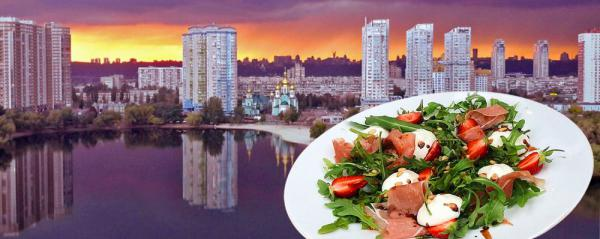 8 гастролокаций Березняков. Где вкусно и красиво перекусить?
