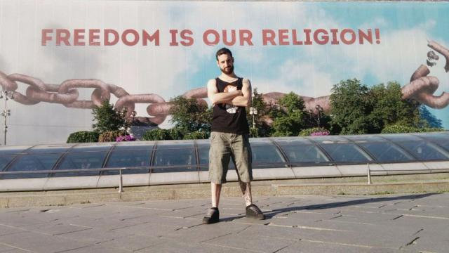 «Здесь люди хотят выглядеть круто для окружающих»: испанец Мигель о жизни в Киеве
