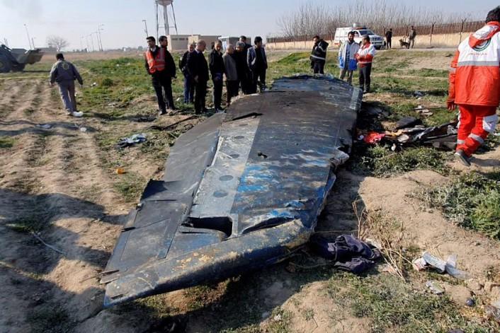 """""""Хороший результат"""": виновных, которые сбили самолет МАУ в Иране, наказывать не будут"""