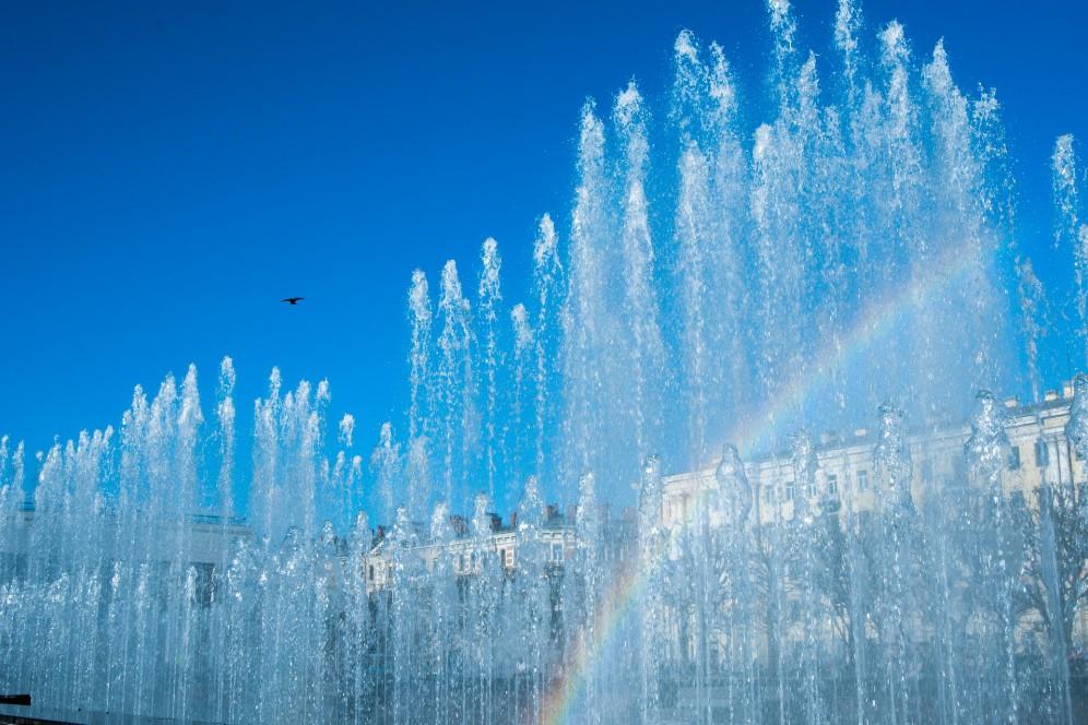 В Киеве перенесли начало сезона работы городских фонтанов