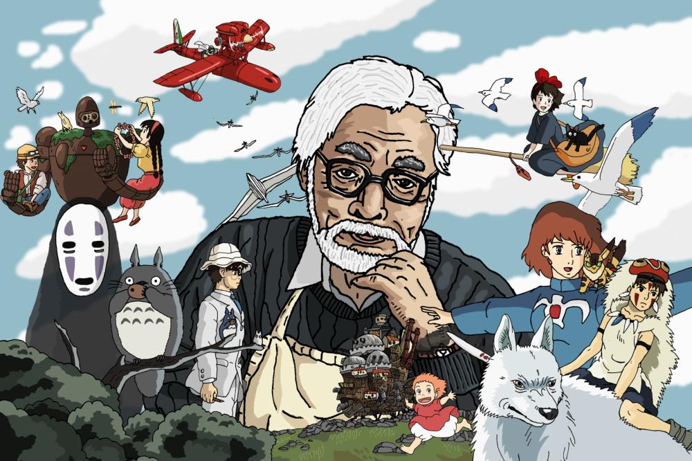 10 лет с Хаяо Миядзаки: японский канал представил документальный фильм, посвященный аниматору