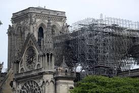 В парижском соборе Нотр-Дам-де-Пари начали демонтировать великий орган для реставрации после масштабного пожара