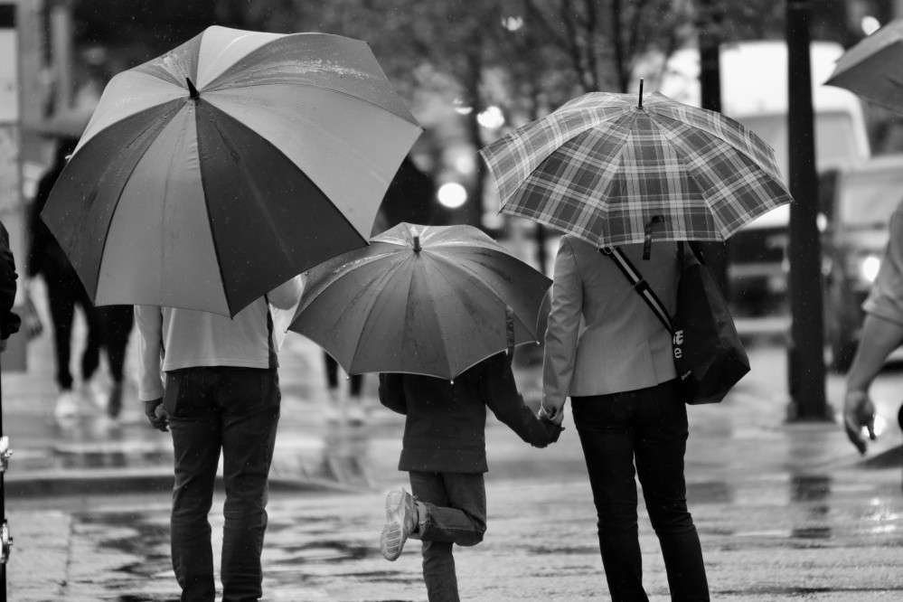 Не забываем зонтик: какой будет погода на этой неделе в Киеве
