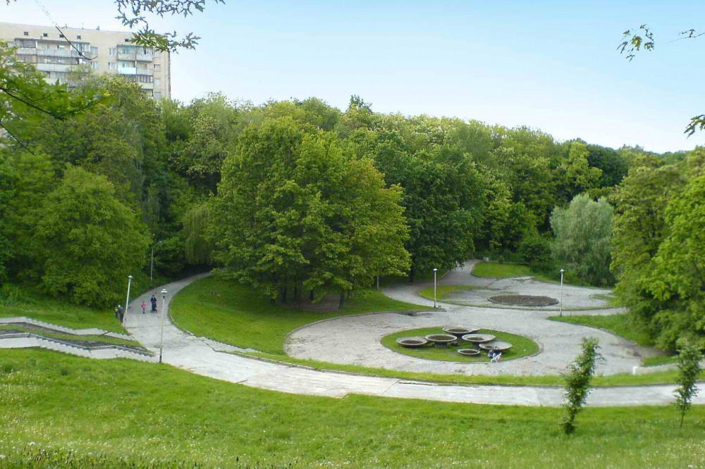 Стало известно, когда в Соломенском парке Киева начнут реконструкцию и что обустроят
