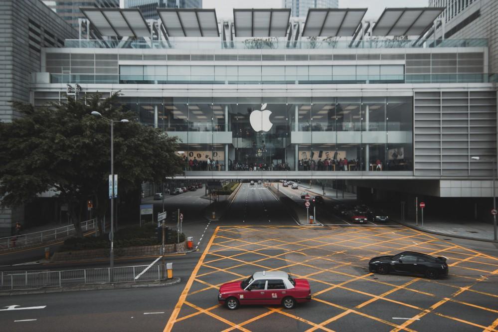 Apple Store в Киеве: появился концепт дизайна официального фирменного магазина