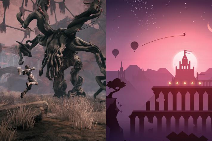 Бесплатная раздача в Epic Games Store: геймеры могут забрать сразу две видеоигры