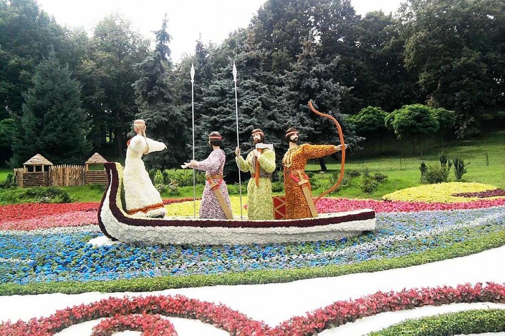 В Киеве появятся арт-объекты, посвященные истории города