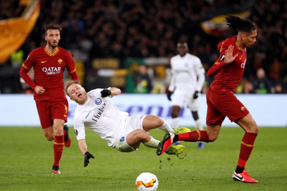 Стали известны результаты первых матчей 1/16 финала Лиги Европы