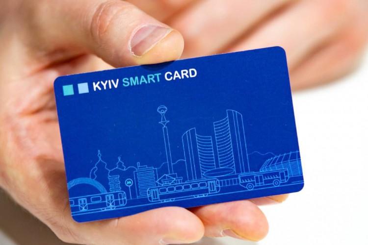 В Киеве с апреля полноценно заработает система единого электронного билета