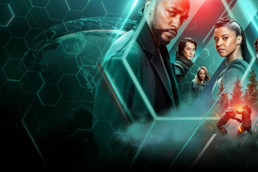 """Netflix выпустил второй сезон научно-фантастического сериала """"Видоизмененный углерод"""""""