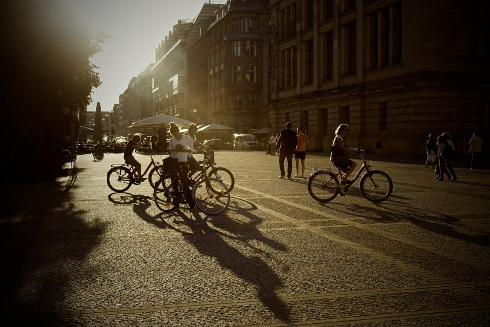 В Киеве пройдет всемирная велоакция ко Дню святого Валентина