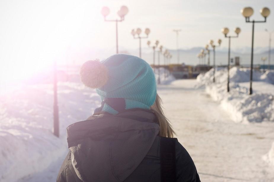 В Киеве зафиксировали несколько температурных рекордов в феврале 2020 года
