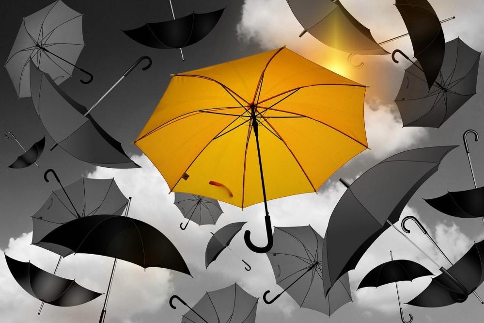 Дождь и сильный ветер: на Украину надвигается атмосферный фронт