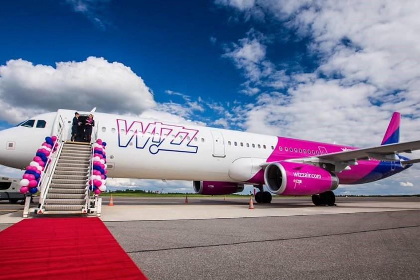 В Wizz Air появилась новая услуга автоматической регистрации на рейс
