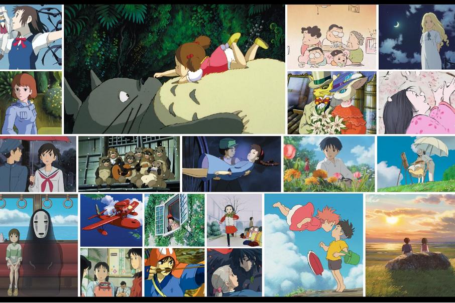 Netflix будет транслировать анимационные фильмы студии Ghibli по всему миру