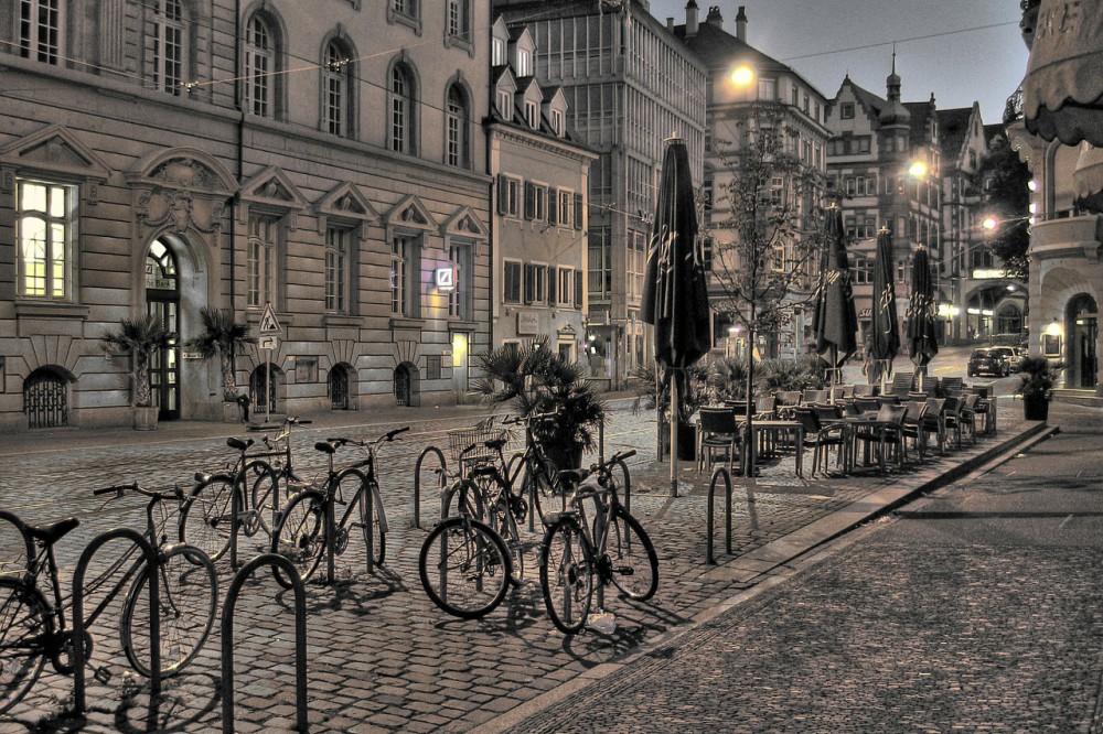 В Киеве появится более 600 парковочных стоек для велосипедов в 2020 году