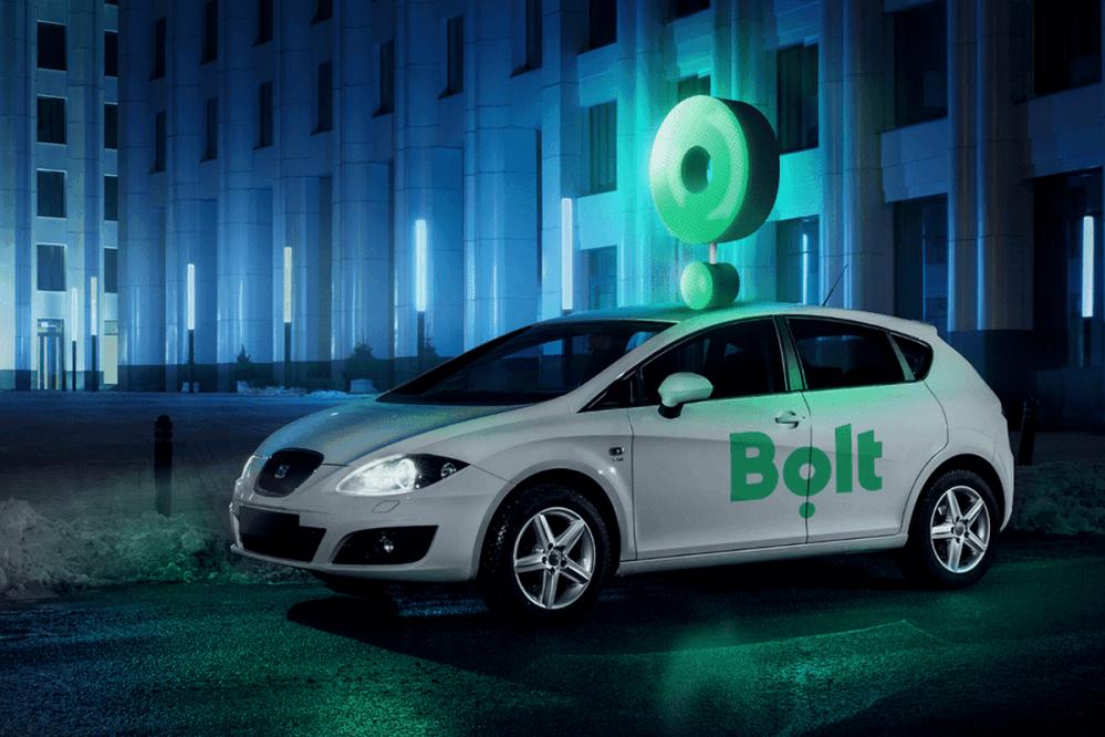 Bolt XL: служба такси запустит в Киеве машину на шесть и больше мест