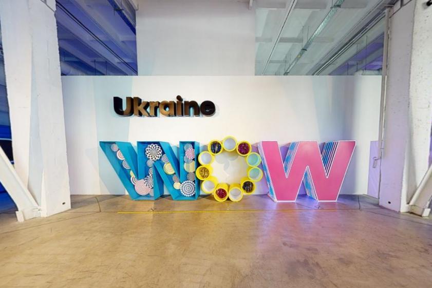 Киевская интерактивная выставка Ukraine WOW выиграла на международной премии SABRE Awards
