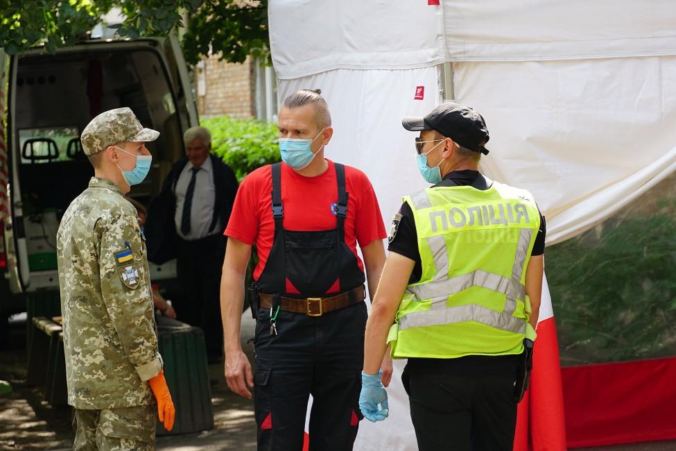 В Киеве закрыли на карантин одно из общежитий КПИ, где наблюдается вспышка коронавируса
