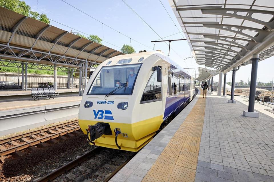 Стало известно, когда возобновит работу Kyiv Boryspil Express: дата