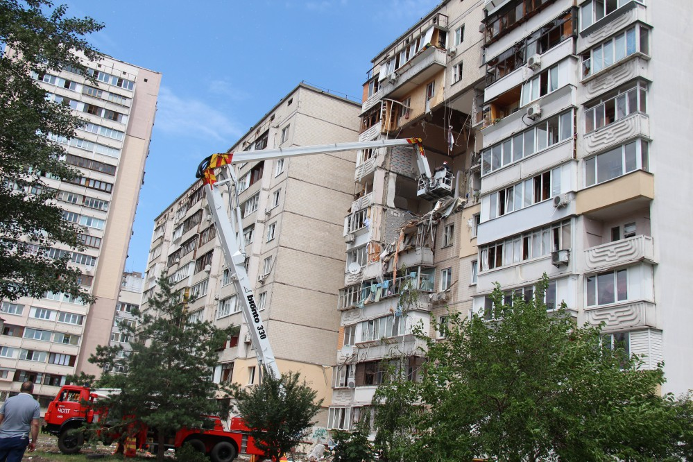 Взрыв на Позняках: сколько выплатят пострадавшим жителям обрушившегося дома