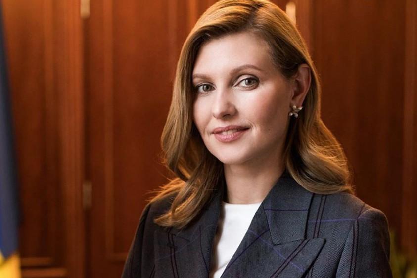У жены президента Елены Зеленской обнаружили коронавирус