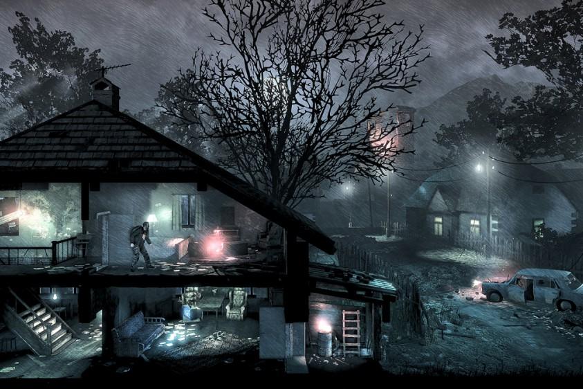 Необычный предмет: видеоигра This War of Mine будет включена в польскую школьную программу
