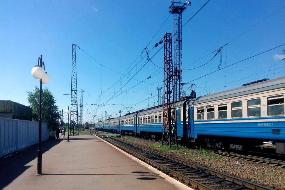 Киевская городская электричка полноценно возобновляет работу по кольцевой