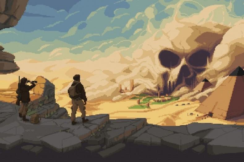 В Epic Games Store началась бесплатная раздача стратегической ролевой игры Pathway