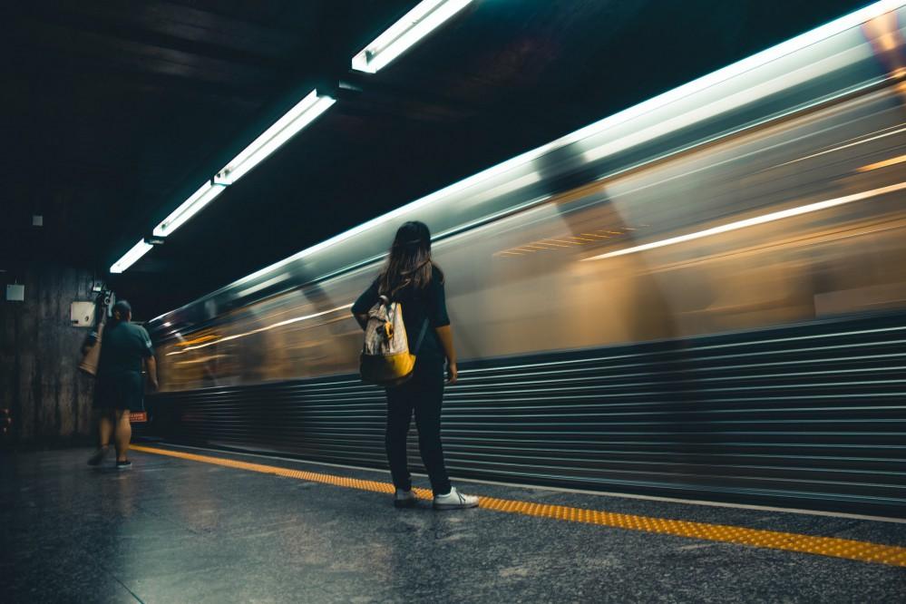 В метрополитене Киева оштрафовали пассажира за нарушение правил карантина