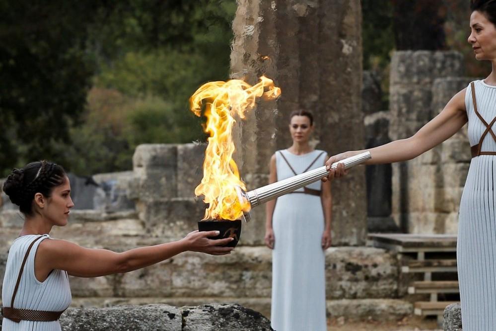 Эпидемия коронавируса: церемония зажжения олимпийского огня в 2020 году пройдет без зрителей