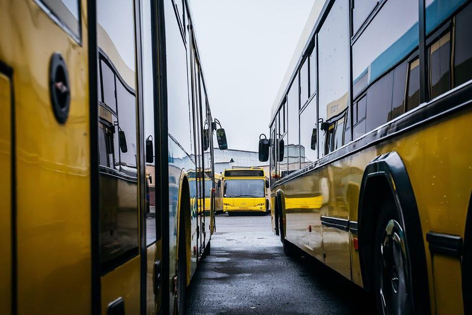 Без паники: стал известен полный список маршрутов, которые дублируют метро в Киеве