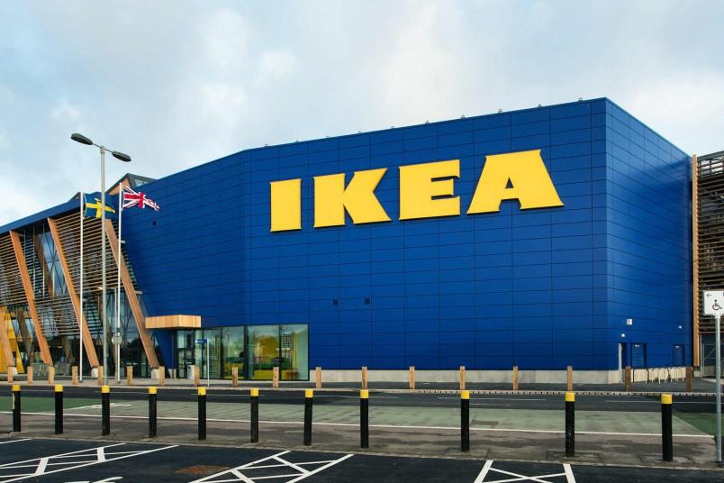 IKEA запускает онлайн-продажи в Украине: стала известна дата