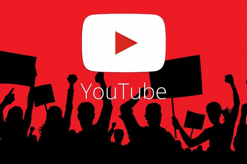YouTube сможет блокировать и удалять аккаунты