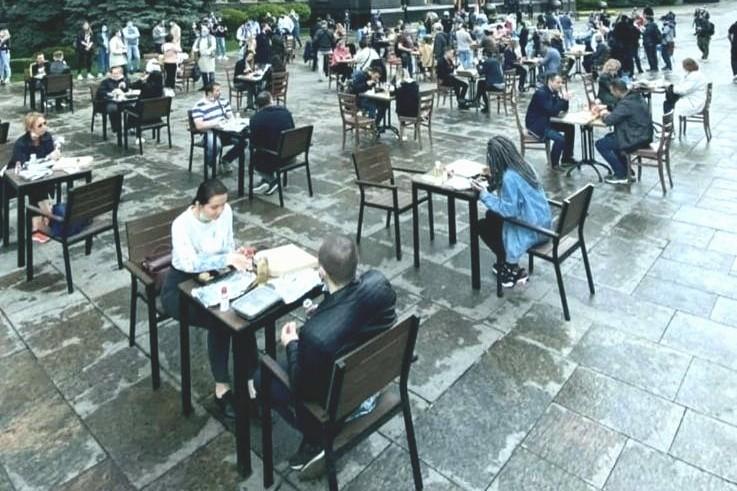 По всей Украине пройдет самая масштабная акция рестораторов из-за карантина выходного дня