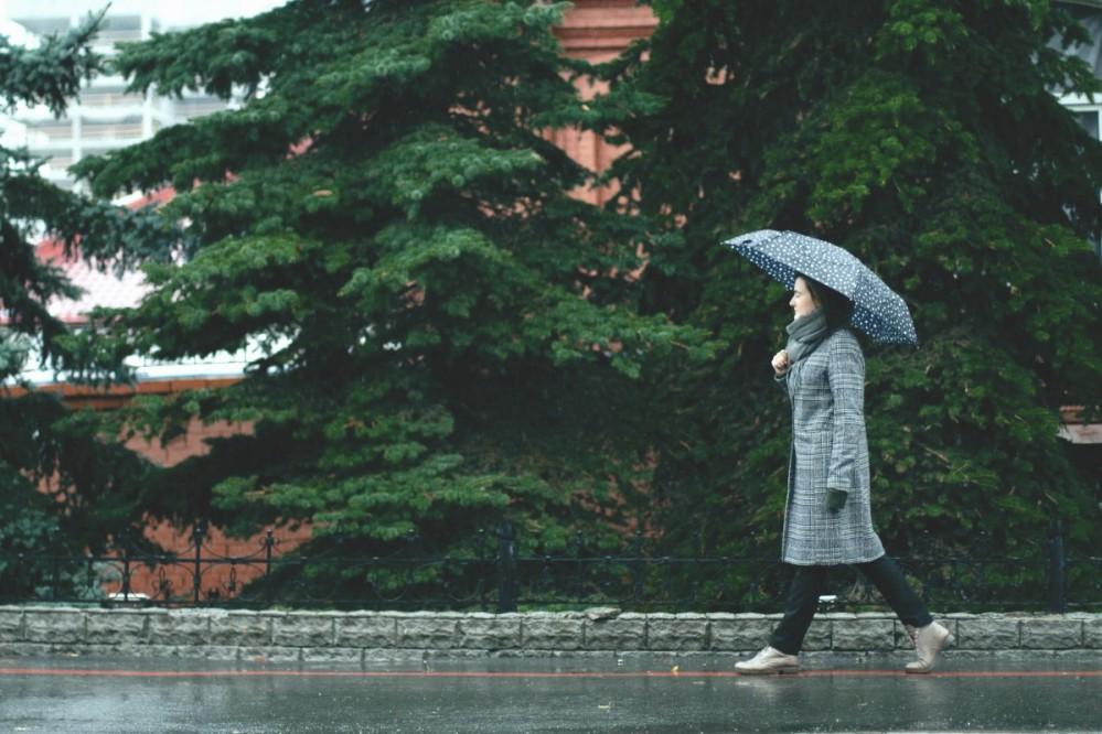 Не забывайте о зонтике и резиновых сапогах: какая погода будет на этой неделе в Киеве