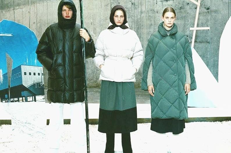 Украинский бренд Iеnкi Iеnкi выпустил кампейн к новой осенне-зимней коллекции 2020. Фото