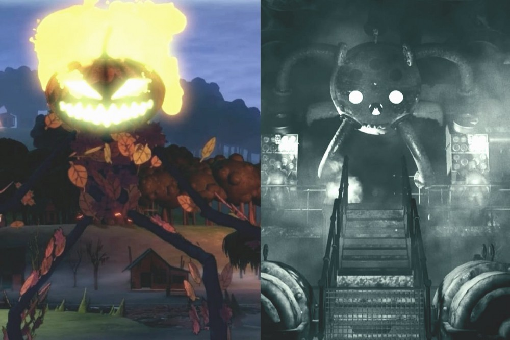 Бесплатная раздача игр в Epic Games Store: геймеры могут забрать психологический хоррор и хеллоуинский квест