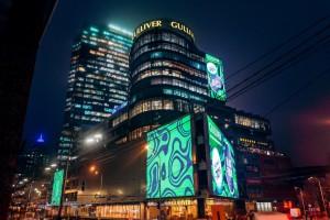 Световое шоу, концерт на крыше и призы: Gulliver отпразднует свой седьмой день рождения