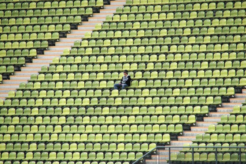 Футбольным фанатам разрешили посещать матчи на стадионах в Киеве. Дата и условия