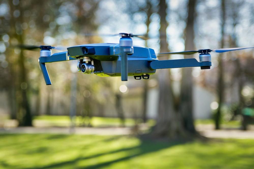 В Киеве планируют построить первый аэропорт для дронов Quadroport. Фото