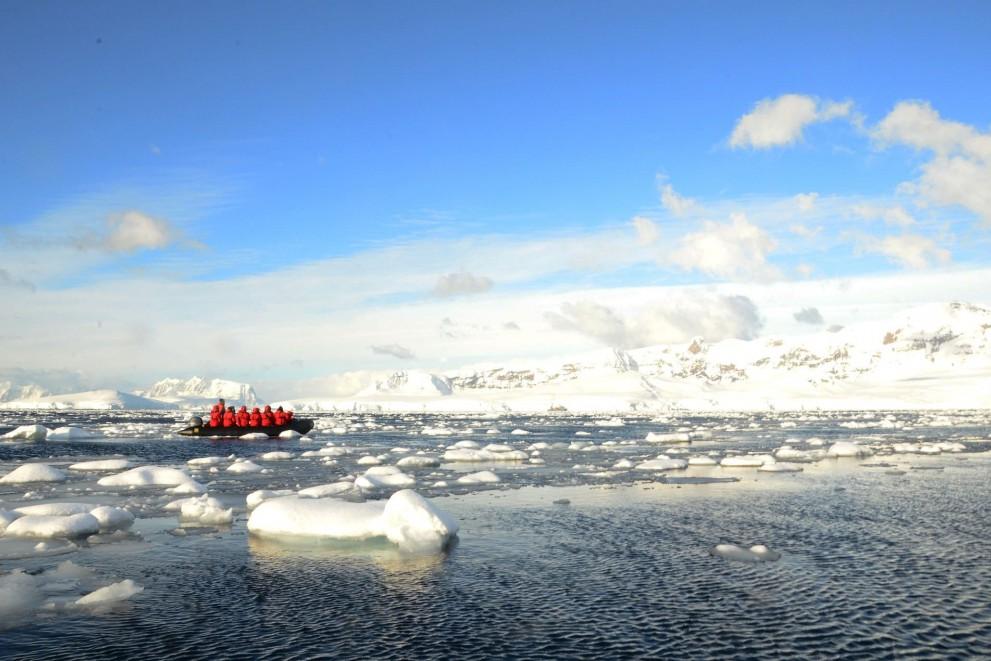 Украинцев приглашают присоединиться к экспедиции в Антарктиду