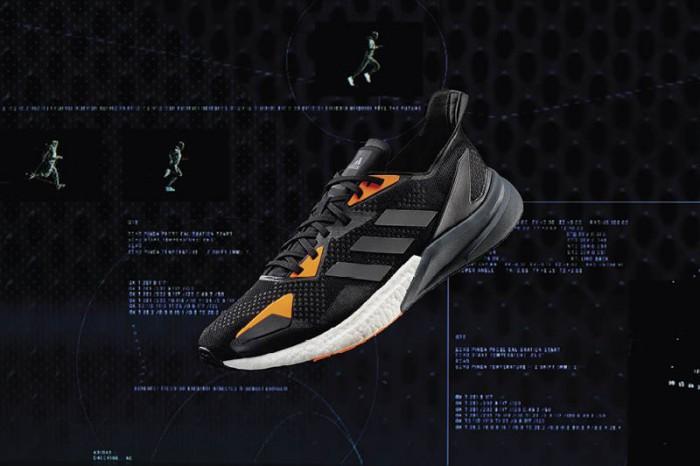 Adidas представляет новую коллекцию X9000, вдохновленную киберспортом
