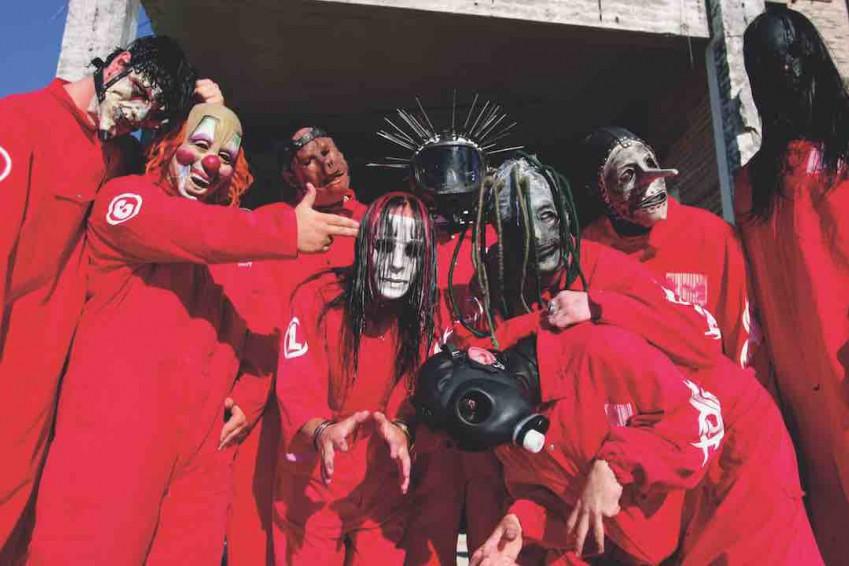 Популярная ню-метал-группа Slipknot впервые сыграет концерт в Киеве