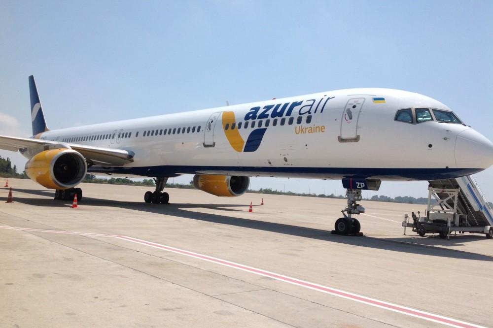 Украинская авиакомпания Azur Air Ukraine запустит прямые рейсы из Киева в США