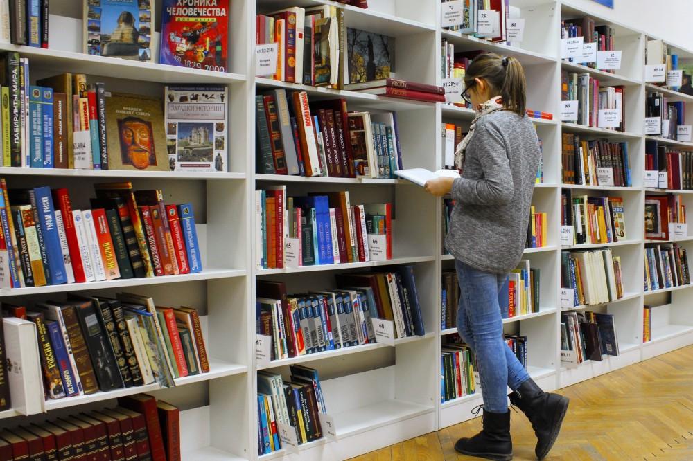 """""""Книгарня Є"""" не будет увеличивать продажи русскоязычных книг"""