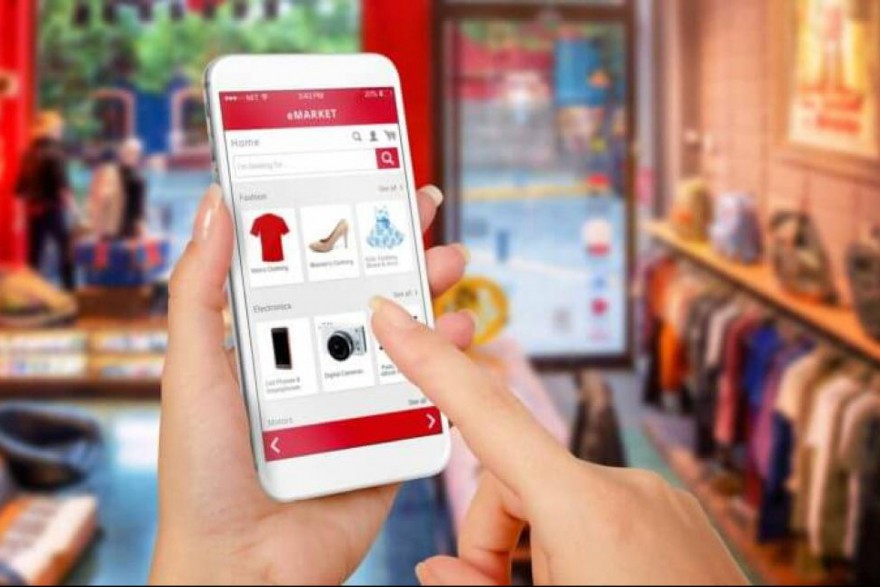 Почти 40% онлайн-покупок в Украине делаются с помощью смартфонов