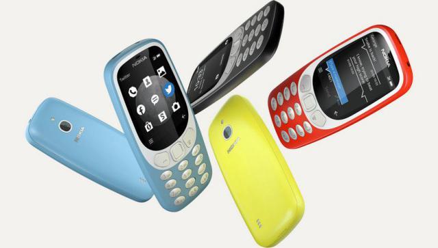 Теперь с 3G: представлена новая Nokia 3310