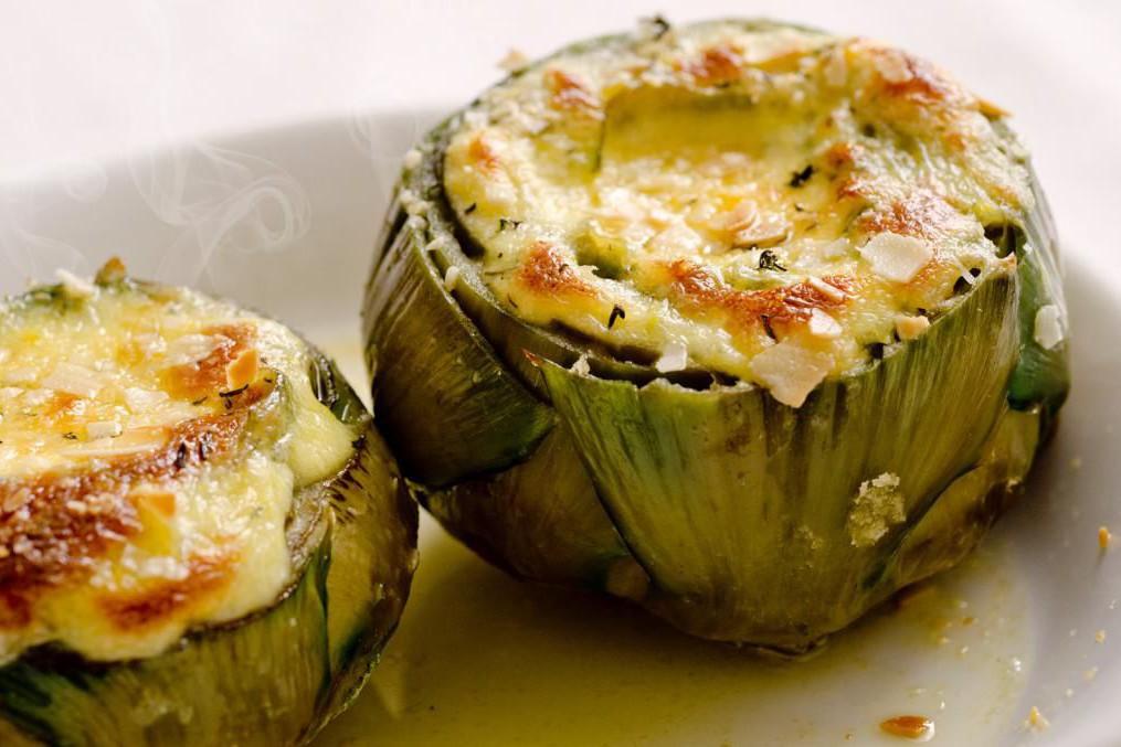 Артишок - блюдо января. 8 ресторанов, где вам подадут это растение на тарелке